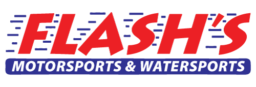 Flash's Motorsports & Watersports Logo
